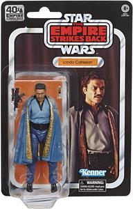 Star Wars - 40th Anniversary E5 - Lando Calrisian Figure - Cover