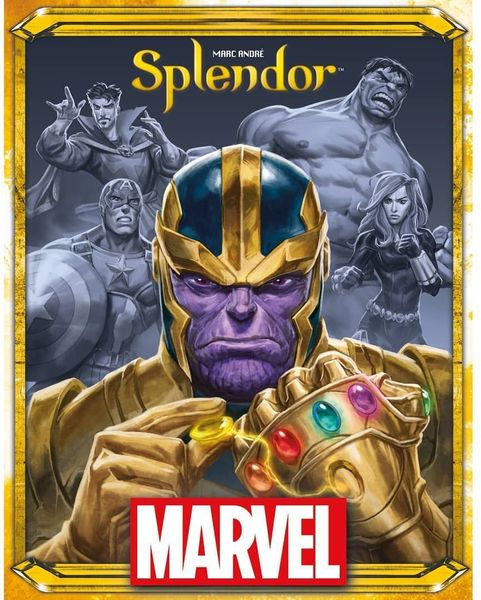 Marvel Splendor (Card Game)