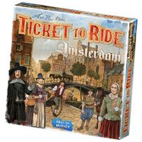 Ticket to Ride - Amsterdam (Board Game)