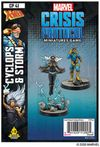 Marvel: Crisis Protocol - Storm and Cyclops Pack (Miniatures)
