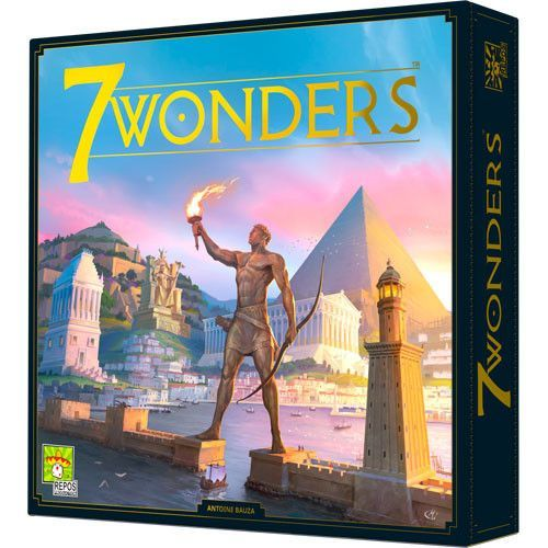 7 Wonders [Second Edition] (Card Game)