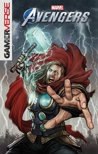 Marvel's Avengers: Road to A-Day - Jim Zub (Paperback) - Cover