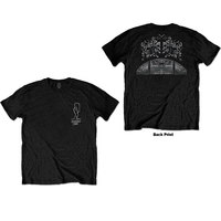 Rag'n'Bone Man - Graveyard Unisex T-Shirt - Black (Medium) - Cover