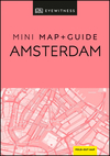 DK Eyewitness Amsterdam Mini Map and Guide - Dk Eyewitness (Paperback)