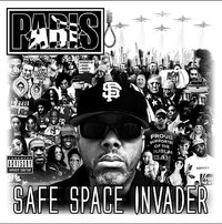 Paris - Safe Space Invader (CD)