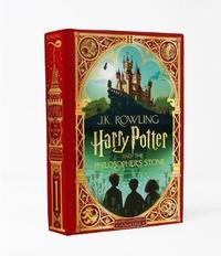 Harry Potter and the Philosopher's Stone - J.K. Rowling (Hardcover) - Cover