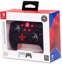 PowerA - Wireless Controller - Black (Nintendo Switch) - Cover
