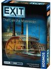 EXIT: The Game - The Theft on the Mississippi (Board Game)