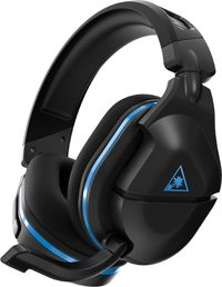 Turtle Beach - Stealth 600P Wireless Gaming Headset Gen 2 - Black/Blue (PS4/PS5/Switch) - Cover