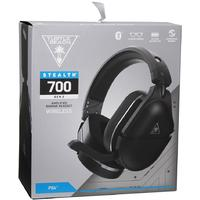 Turtle Beach - Stealth 700P Wireless Headset Gen 2 - Black/Blue (PS4)
