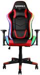 Raidmax DK925 ARGB Gaming Chair - Black/Red