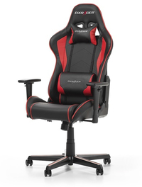 DXRacer - FORMULA F08-NR Gaming Chair - Black/Red
