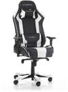 DXRacer - KING K06-NW Gaming Chair - Black/White