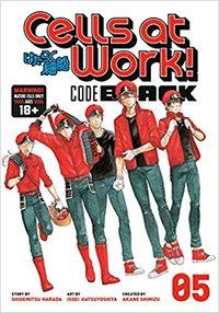 Cells at Work! Code Black - Shigemitsu Harada (Paperback) - Cover