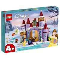 LEGO® Disney - Belle's Castle Winter Celebration (238 Pieces)