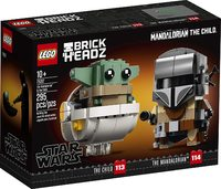 LEGO® Star Wars - The Mandalorian & the Child (295 Pieces) - Cover
