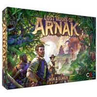 Lost Ruins of Arnak (Board Game)
