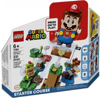 LEGO® Super Mario - Adventures with Mario Starter Course (231 Pieces) - Cover