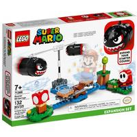 LEGO® Super Mario - Boomer Bill Barrage Expansion Set (132 Pieces)