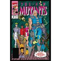 New Mutants Epic Collection: Cable - Louise Simonson (Paperback)