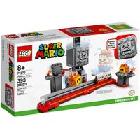 LEGO® Super Mario - Thwomp Drop Expansion Set (393 Pieces)