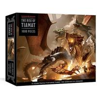 Penguin Random House - Dungeons & Dragons - The Rise of Tiamat Dragon (1000 Pieces)