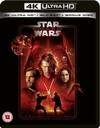 Star Wars: Episode III - Revenge of the Sith (4K Ultra HD + Blu-ray)
