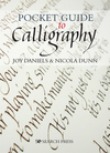 Pocket Guide to Calligraphy - Search Press Studio (Paperback)