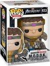 Funko Pop! Marvel - Marvel's Avengers (2020 Video Game) - M.O.D.O.K. Pop Vinyl Figure