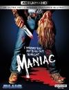 Maniac (4k UHD Blu-Ray) (Region A Blu-ray)