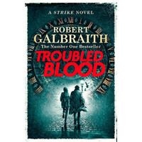 Troubled Blood - Robert Galbraith (Trade Paperback)