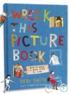 Wreck This Picture Book - Keri Smith (Hardback)