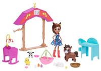 Enchantimals - Barnyard Nursery Playset - Cover