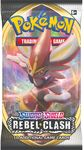 Pokémon TCG - Sword & Shield: Rebel Clash Single Booster (Trading Card Game)
