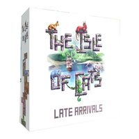 The Isle of Cats - Late Arrivals Expansion (Board Game)