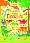 Look & Find Puzzles: Dinosaurs - Kirsteen Robson (Paperback)