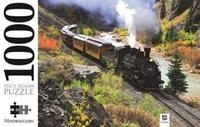Durango & Silverton Railroad, Colorado, USA Puzzle - Mindbogglers (1000 Pieces) - Cover