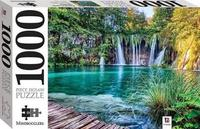 Plitvice Lake And Waterfalls, Croatia Puzzle - Mindbogglers (1000 Pieces) - Cover