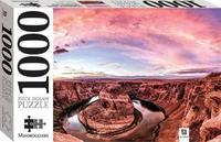Horseshoe Bend Puzzle - Mindbogglers (1000 Pieces) - Cover