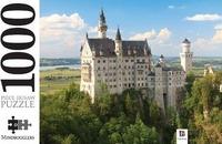 Neuschwanstein Castle Puzzle - Mindbogglers (1000 Pieces) - Cover