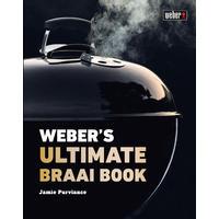 Weber's Ultimate Braai Book - Jamie Purviance (Hardback)