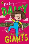 Daisy And The Trouble With Giants - Kes Gray (Paperback)