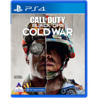 Call of Duty: Black Ops Cold War (PS4/PS5 Upgrade Available)