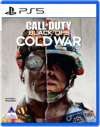 Call of Duty: Black Ops Cold War (PS5) - Cover