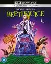 Beetlejuice (4K Ultra HD + Blu-ray)