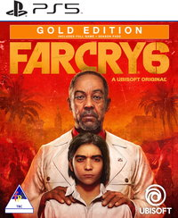 Far Cry 6 - Gold Edition (PS5) - Cover
