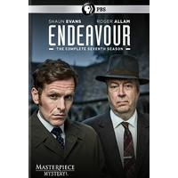 Masterpiece Mystery: Endeavour - Season 7 (Region 1 DVD)