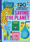 100 Things to Know About Saving the Planet (Hardback)