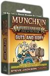 Munchkin - Warhammer: Age of Sigmar - Guts & Gory Expansion (Card Game)
