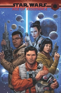 Star Wars: Age of Resistance - Tom Taylor (Hardcover) - Cover